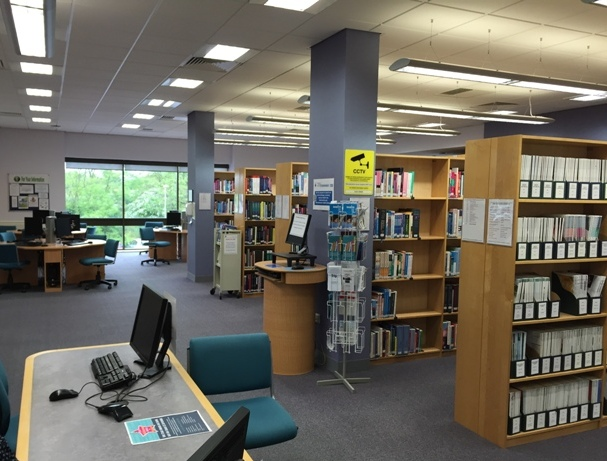 Redditch Health Library