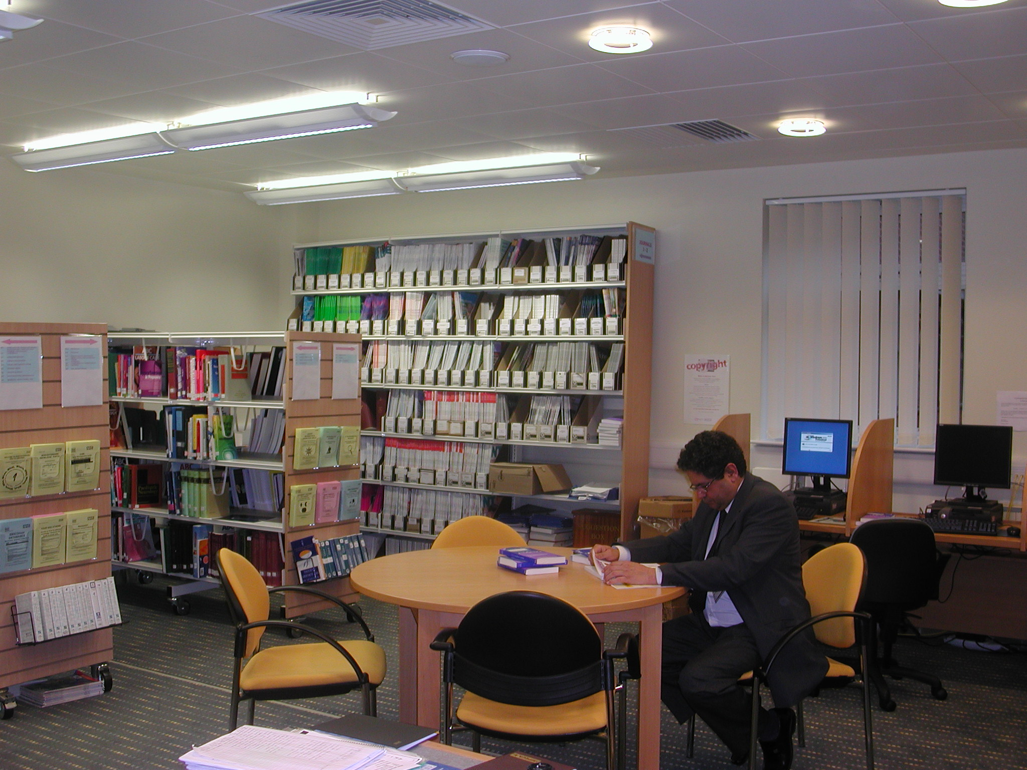 Kidderminster Health Library photo