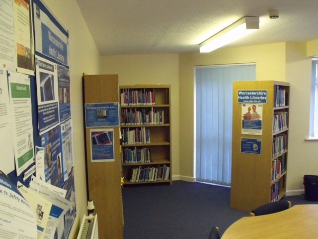 Health library at Evesham